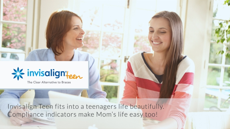 invisalign for teens and kids